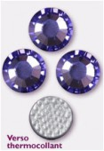 Strass HOTFIX 2028 SS16 4 mm tanzanite M HF x50