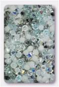 Toupie 5328 4 mm mélange poussière d'étoiles x50