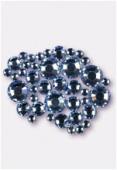 Strass HOTFIX 2078 3 mm / 5 mm / 7 mm light sapphire F x42
