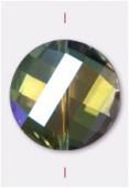 Palet twist Celebrity Crystal 18 mm crystal AB x1