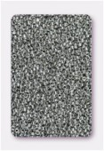 Rocaille 2 mm silver matte x20g