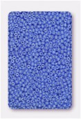 Rocaille 2 mm french blue opaque x20g