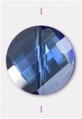 Palet twist Celebrity Crystal 18 mm light sapphire x1