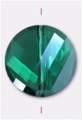 Palet twist Celebrity Crystal 18 mm teal x1