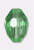 Olive Celebrity Crystal 11x8 mm peridot x2