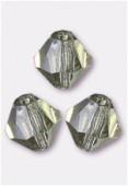 Toupie 4 mm black diamond x50