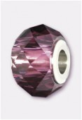 Becharmed briolette 5940 14 mm amethyst x1