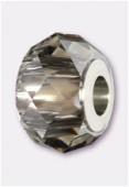 Becharmed briolette 5940 14 mm crystal satin x1