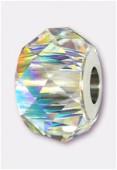 Becharmed briolette 5948 14 mm crystal AB x1