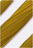 Cuir 1.3 mm jaune x1m