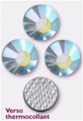 Strass HOTFIX 2038 SS34 7 mm crystal AB M HF x144