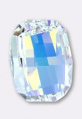 Graphic pendant 6685 28 mm crystal AB x1