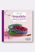 Livre Bracelets Perles et tricotin x1
