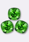 Cabochon 4470 12 mm fern green F x1