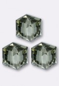 Cube 5601 8 mm black diamond x1