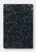 Miyuki Delica 11/0 DB0002 metallic dark blue iris x10g