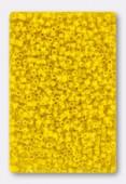 Miyuki Delica 11/0 DB1132 opaque canary x10g