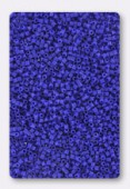 Miyuki Delica 15/0 DBS 0726 opaque cobalt x5g