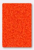 Miyuki Delica 15/0 DBS 0722 opaque orange x5g
