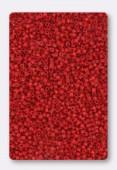 Miyuki Delica 15/0 DBS 0723 opaque red x5g