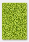 Miyuki Delica 15/0 DBS 0733 opaque chartreuse x5g