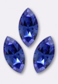 Navette 4228 10x5 mm sapphire F x1