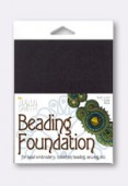 Base Beading Foundation 13.97x10.80 cm noir x1