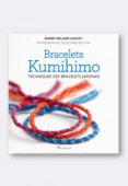 Livre Bracelets Kumihimo x1