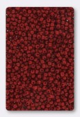 Rocaille 2 mm blood red opaque x20g