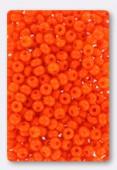 Rocaille 4 mm orange x20g