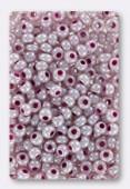 Rocaille 4 mm ceylon lilac x20g