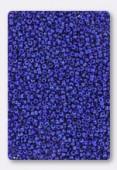Miyuki rocaille 15/0 SB1945 opaque cobalt luster x10g
