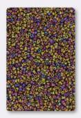 Miyuki rocaille 15/0 SB0188 metallic purple gold iris x10g