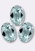 Cabochon 4120 14x10 mm light azore F x1