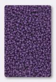 Miyuki rocaille 15/0 Duracoat opaque anemone x10g