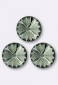 Cabochon rivoli 1122 12 mm black diamond F x1