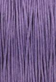 Coton enduit violet 0.80 mm x1m