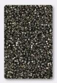 Miyuki Delica Hexcut 11/0 DBC0254 galvanized tarnished silver x10g