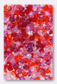 Toupie 5328 4 mm mélange Roses d'Antibes x50