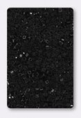 Miyuki Square beads 1.8 mm SB0401 black x10g
