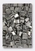 Miyuki Tila Beads TL0190 nikel plated x10g