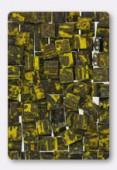 Miyuki Tila Beads TL4519 picasso opaque yellow x10g