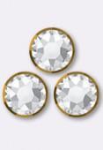 Strass 2088/I SS20 5 mm crystal dorado F x24