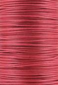Coton ciré Haute Fantaisie 0.90 mm rouge x1m