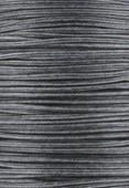 Coton ciré Haute Fantaisie 0.90 mm anthracite x1m