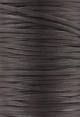 Coton ciré plat Haute Fantaisie 1.50x0.60 mm marron x 1m