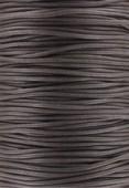 Coton ciré Haute Fantaisie 1.90 mm marron x1m