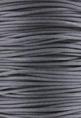 Coton ciré Haute Fantaisie 1.90 mm anthracite x1m