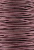 Coton ciré Haute Fantaisie 1.90 mm bordeaux x1m