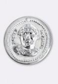 Estampe médaille romaine 20 mm argent x1